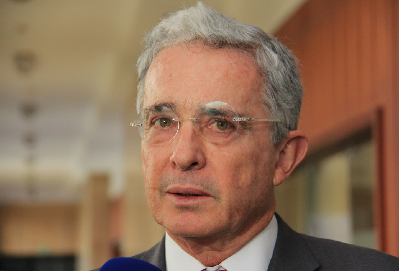 Proceso al Senador y expresidente Alvaro Uribe Vélez